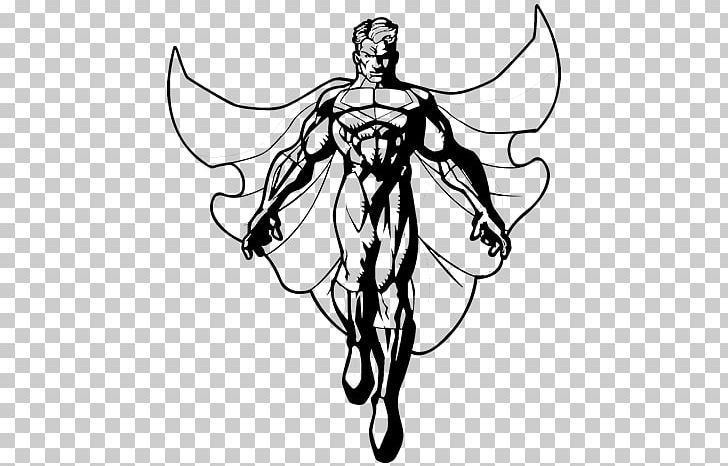 Superhero Maker Batman Superman Flower Coloring Pages PNG ...