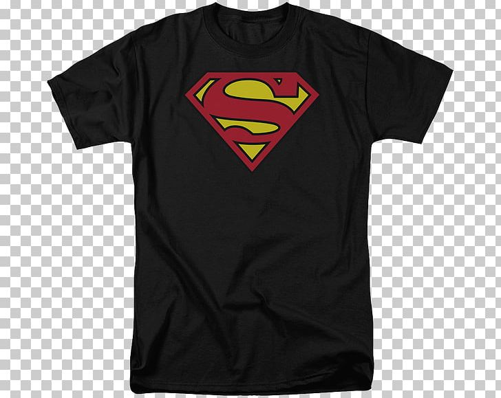 T-shirt Superman Batman Hoodie PNG, Clipart, Active Shirt, Angle, Batman, Black, Brand Free PNG Download