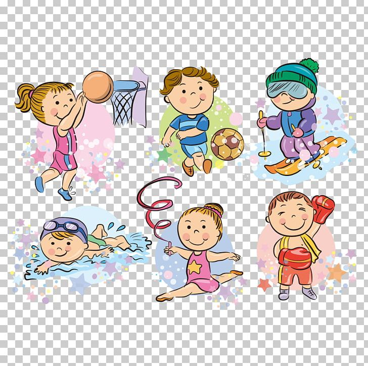 Cartoon Sport PNG, Clipart, Cartoon Characters, Child, Design, Encapsulated Postscript, Fictional Character Free PNG Download