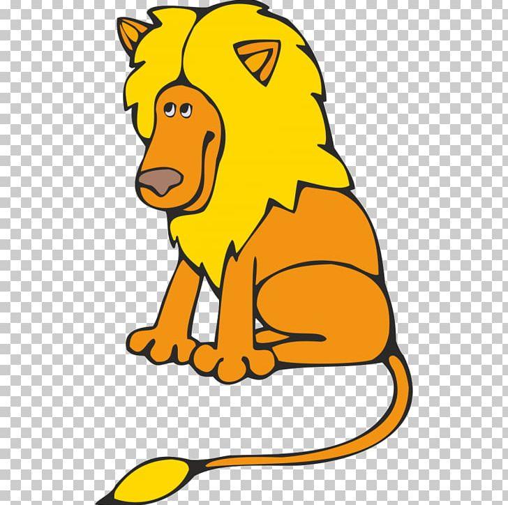 Lion Ausmalbild Coloring Book Big Cat Png Clipart Animal