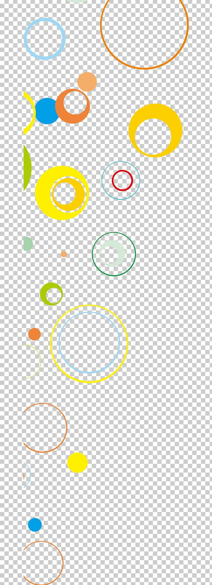 Creative Business Card Circle Color Shading PNG, Clipart, Angle, Area, Birthday Card, Border Texture, Business Card Free PNG Download
