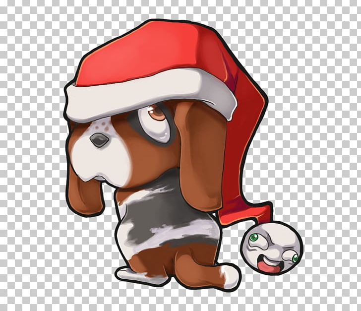 Christmas Beagle Clipart.Puppy Beagle Christmas Ornament Png Clipart Animals