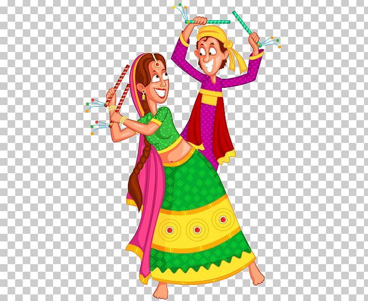Garba png download - 590*600 - Free Transparent Dandiya Raas png Download.  - CleanPNG / KissPNG