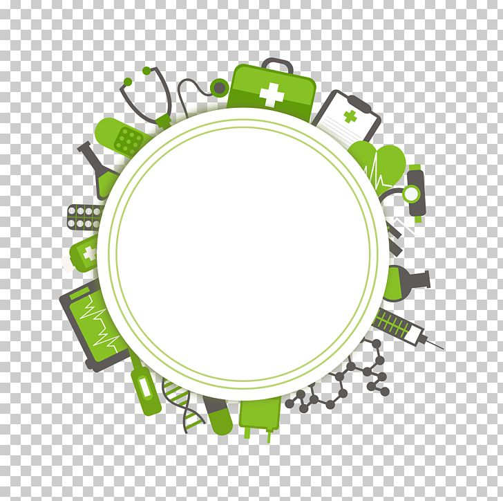 Green Medical Background PNG, Clipart, Area, Background, Brand, Circle, Design Free PNG Download