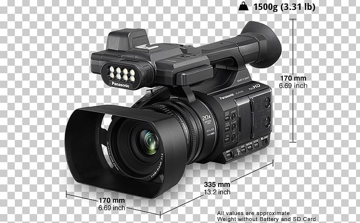 Panasonic Camcorder Video Cameras Professional Video Camera PNG, Clipart, 4k Resolution, 1080p, Avchd, Camcorder, Came Free PNG Download