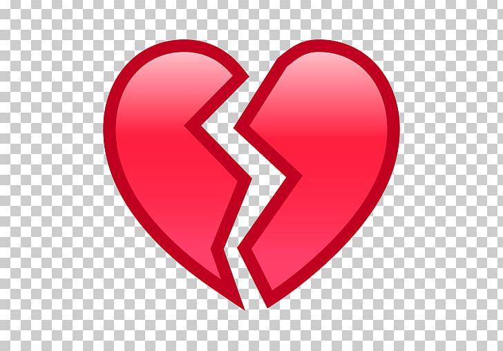 Emoji Symbol Broken Heart SMS PNG, Clipart, Broken Heart