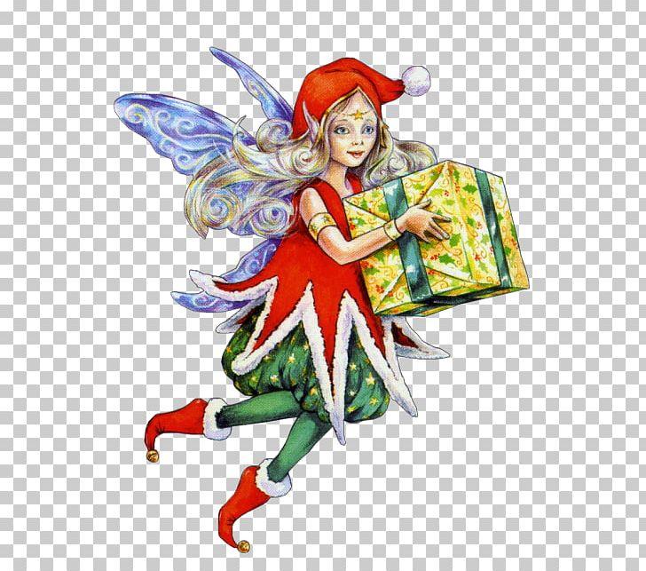Fairy Santa Claus Lutin Père Noël Elf Png Clipart Angel