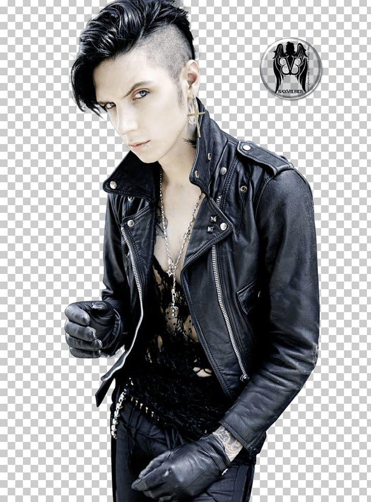 Black Veil Brides Musician Png Clipart Andy Biersack Art