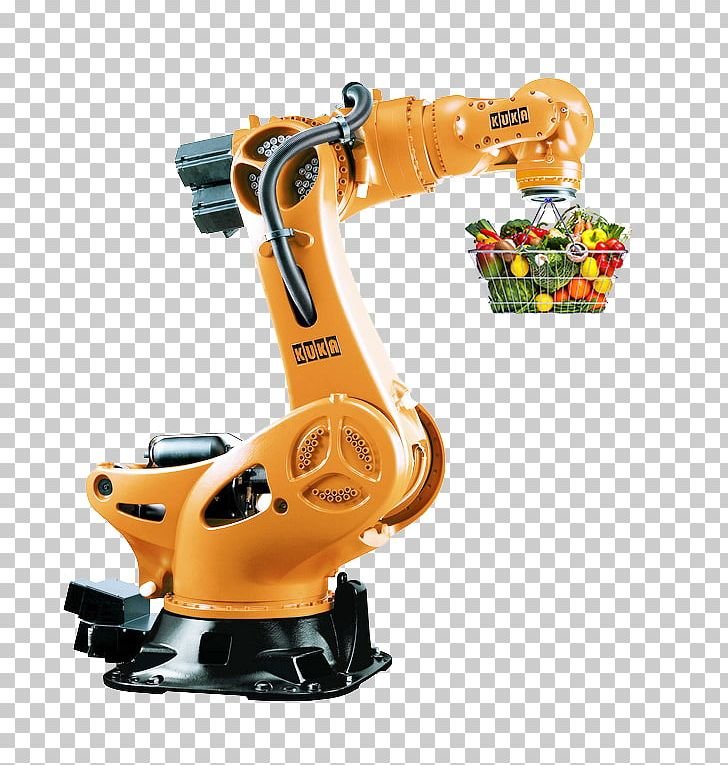 KUKA Industrial Robot Robotics Robotic Arm PNG, Clipart