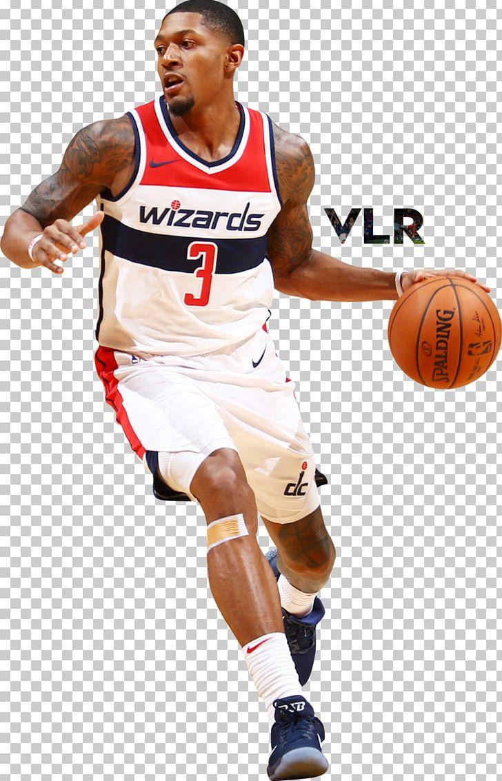 best loved dea85 d47a1 Bradley Beal Basketball Player Washington Wizards NBA ...