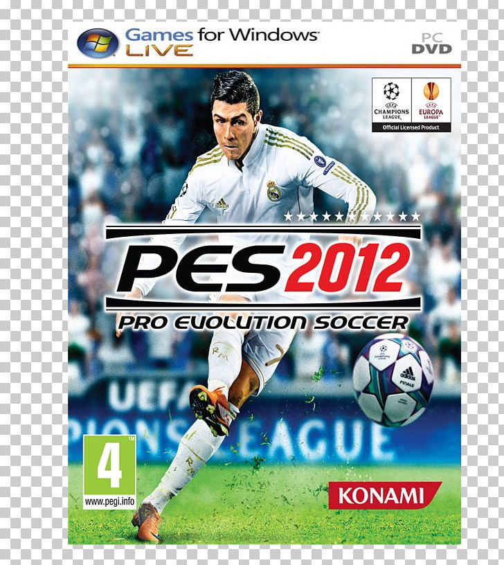 Pro Evolution Soccer 2012 Pro Evolution Soccer 2013 Pro