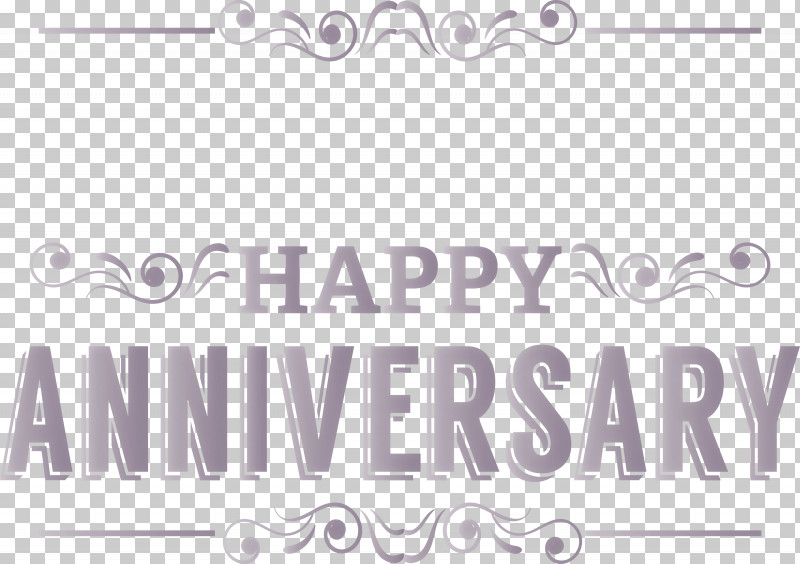 Happy Anniversary PNG, Clipart, Calligraphy, Geometry, Happy Anniversary, Line, Logo Free PNG Download