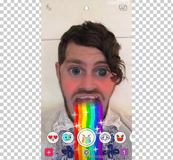 Snapchat Face Swap YouTube Facial Recognition System PNG, Clipart