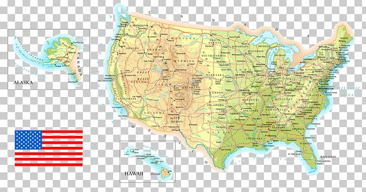 United States Topographic Map Topography Contour Line PNG ...