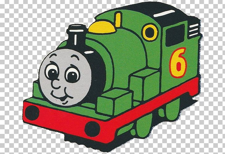 Percy Thomas Train James The Red Engine Png Clipart Art Cartoon Drawing Grass Green Free Png