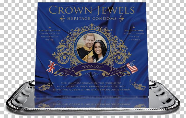 Wedding Of Prince Harry And Meghan Markle Condoms Crown Jewels Of The United Kingdom 19 May PNG, Clipart, Brand, Condoms, Crown Jewels, Crown Jewels Of The United Kingdom, Marketing Free PNG Download