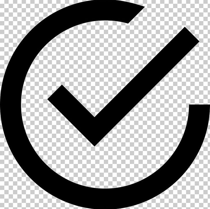 Check Mark Checkbox Computer Icons PNG, Clipart, Android, Angle, Area, Black And White, Brand Free PNG Download