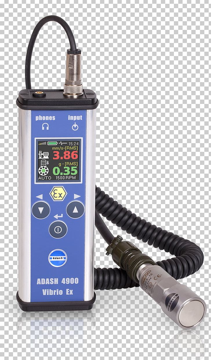 Measurement Vibrio Vibration Laser Doppler Vibrometer Data