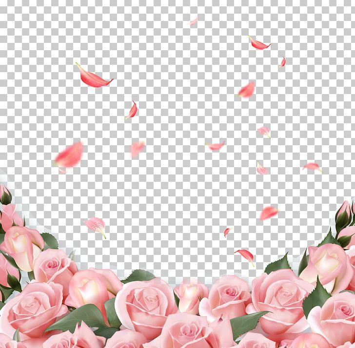 Rose Flower Wedding Invitation Pink PNG, Clipart, Artificial Flower, Background Decoration, Botany, Design, Desktop Wallpaper Free PNG Download