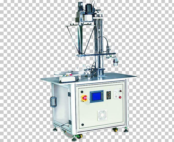 Machine Press Face Powder Mechanical Powder Press PNG