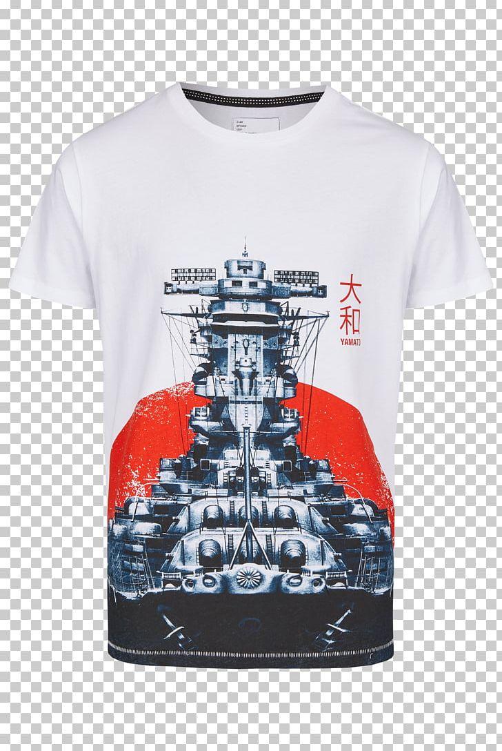 T-shirt World Of Warships Japanese Battleship Yamato World