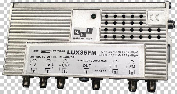 Amplifier RF Modulator Antennensteckdose Terrestrische