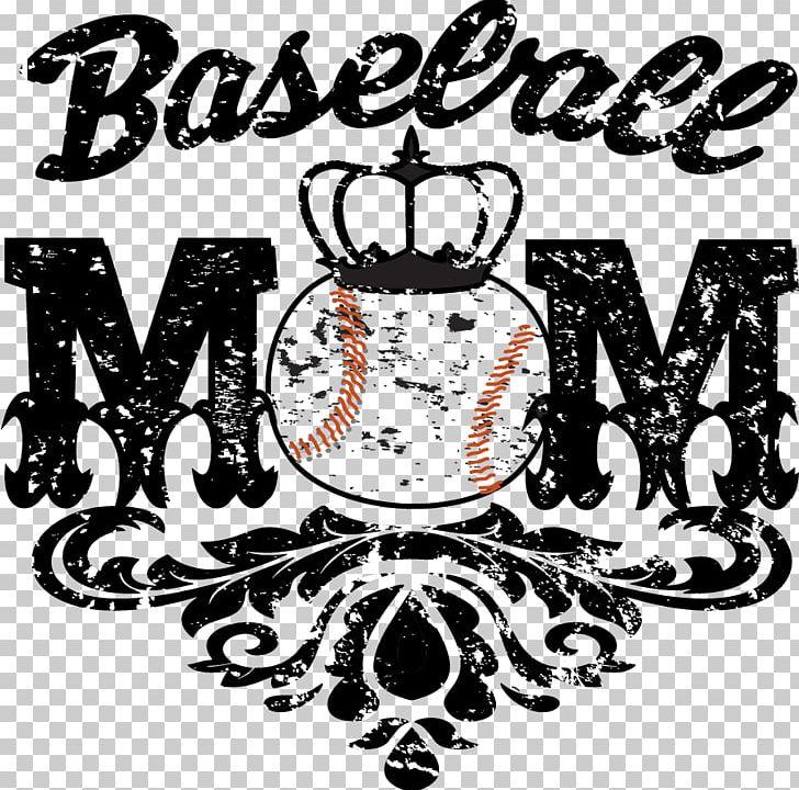 Baseball Softball Logo Brand Font PNG, Clipart, Art, Baseball, Black, Black And White, Black M Free PNG Download