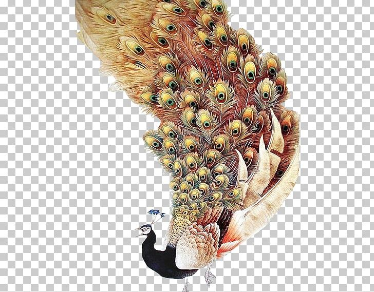 Peafowl Painting Decorative Arts Feather Cushion PNG, Clipart, Animal, Animals, Art, Asiatic Peafowl, Canvas Free PNG Download