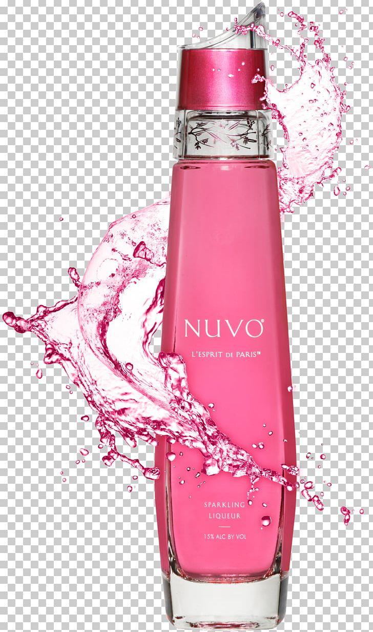 Nuvo Vodka Liqueur Sparkling Wine Liquor PNG, Clipart, Alcoholic Beverages, Beauty, Bottle, Champagne, Cocktail Free PNG Download