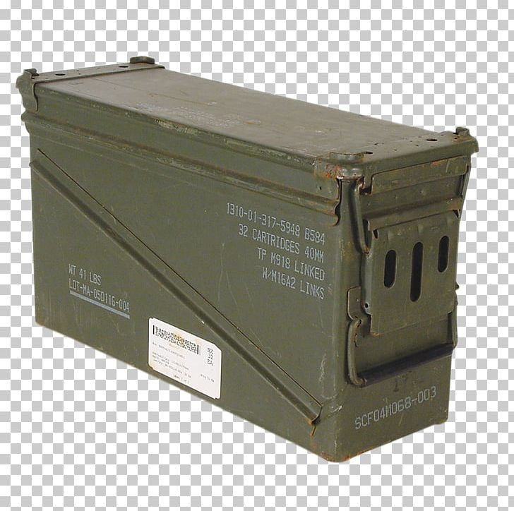 Ammunition Box 40 Mm Grenade Military Surplus PNG, Clipart, 20 Mm