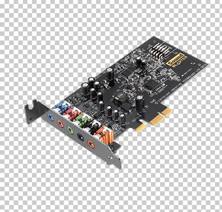 Creative Sound Blaster Audigy Fx Sound Cards & Audio Adapters PCI