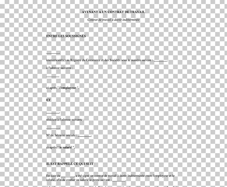 Document Employment Contract Avocado Fruit Png Clipart