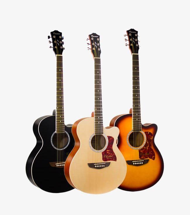 Acoustic Guitar Tricolor Png Clipart Acoustic Clipart