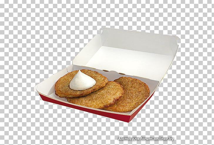 Potato Pancake Hamburger McDonald's Happy Meal Belarusian Cuisine PNG, Clipart,  Free PNG Download