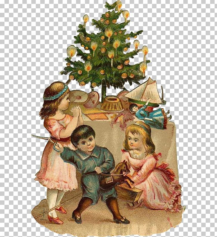 Christmas Tree Santa Claus Christmas Ornament PNG, Clipart, Antique, Child, Christmas, Christmas Carol, Christmas Decoration Free PNG Download