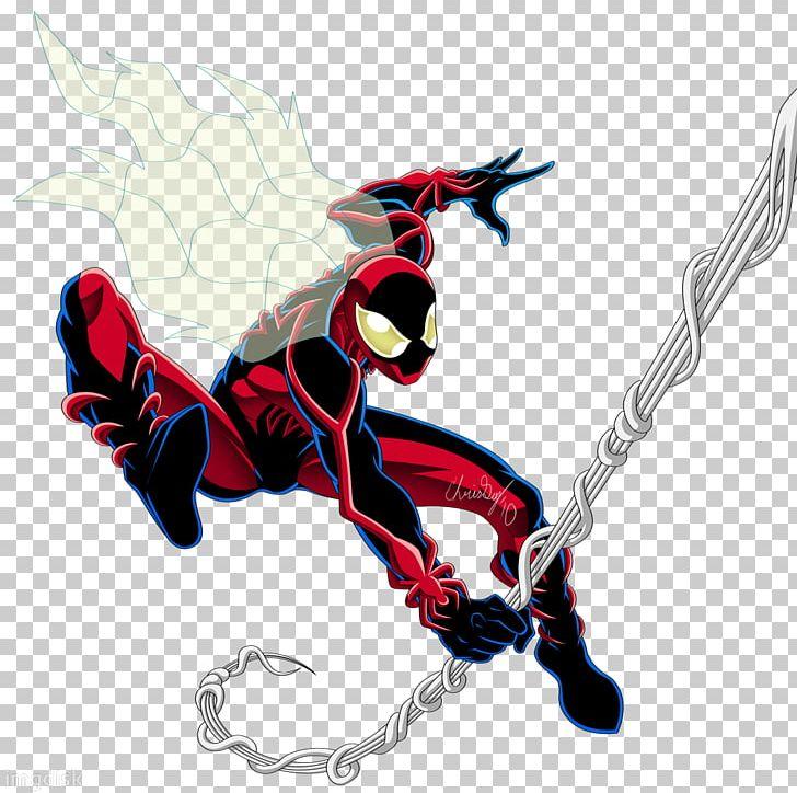Spider-Man Unlimited Venom Anya Corazon Spider-Verse PNG