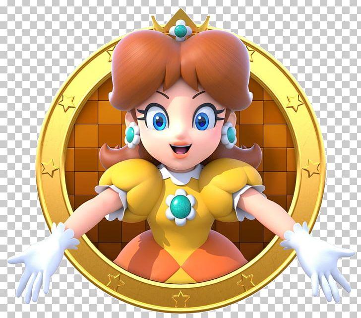 Mario princess daisy and princess peach mario series