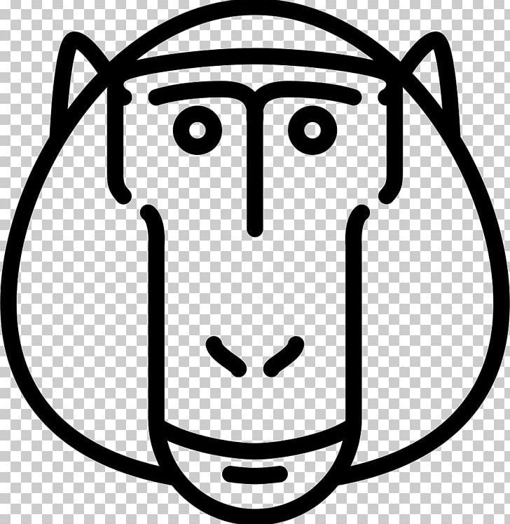 Baboons Computer Icons PNG, Clipart, Animal, Baboon, Baboons, Black, Black And White Free PNG Download