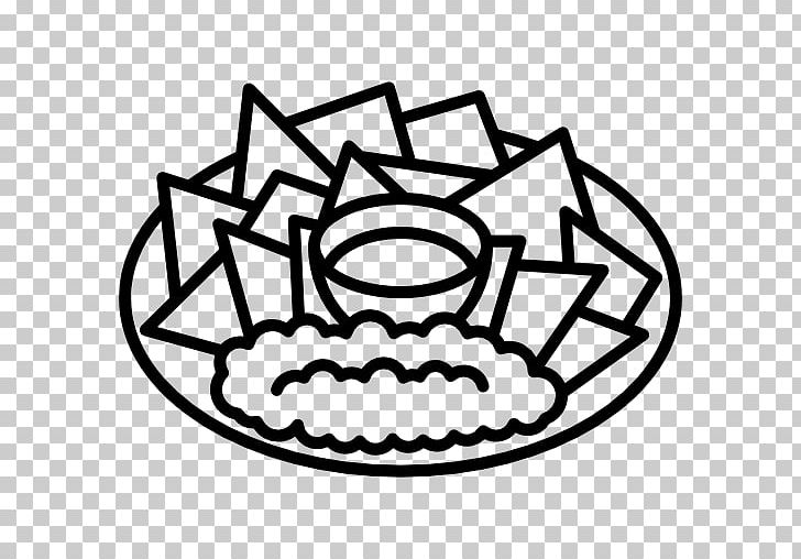 Nachos Mexican Cuisine Salsa Cheeseburger Png Clipart Black And White Cheese Cheeseburger Circle Computer Icons Free