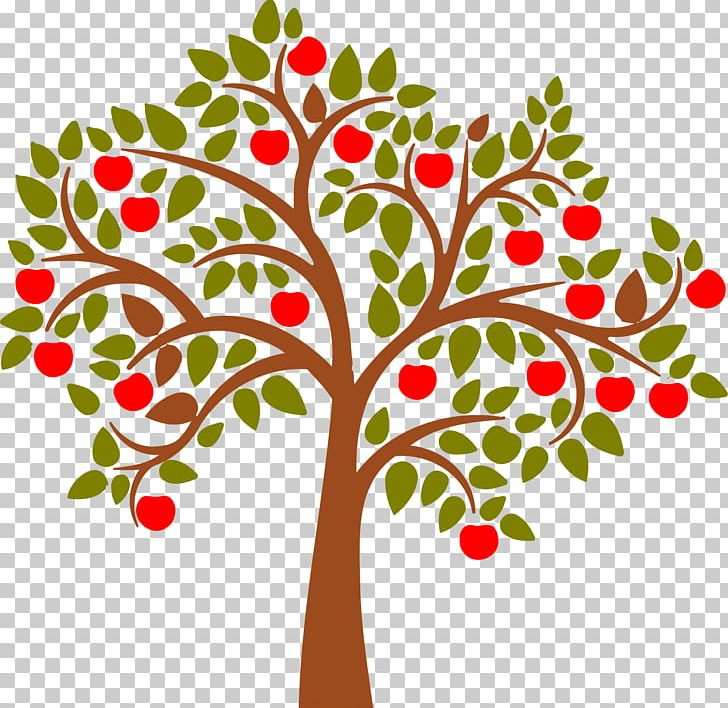 Apple Tree Png Clipart Apple Apple Tree Branch Clip Art Download Free Png Download