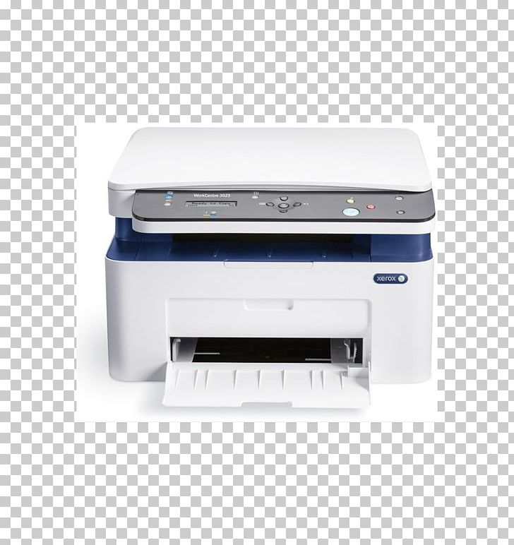 Multi-function Printer Xerox Laser Printing Scanner PNG