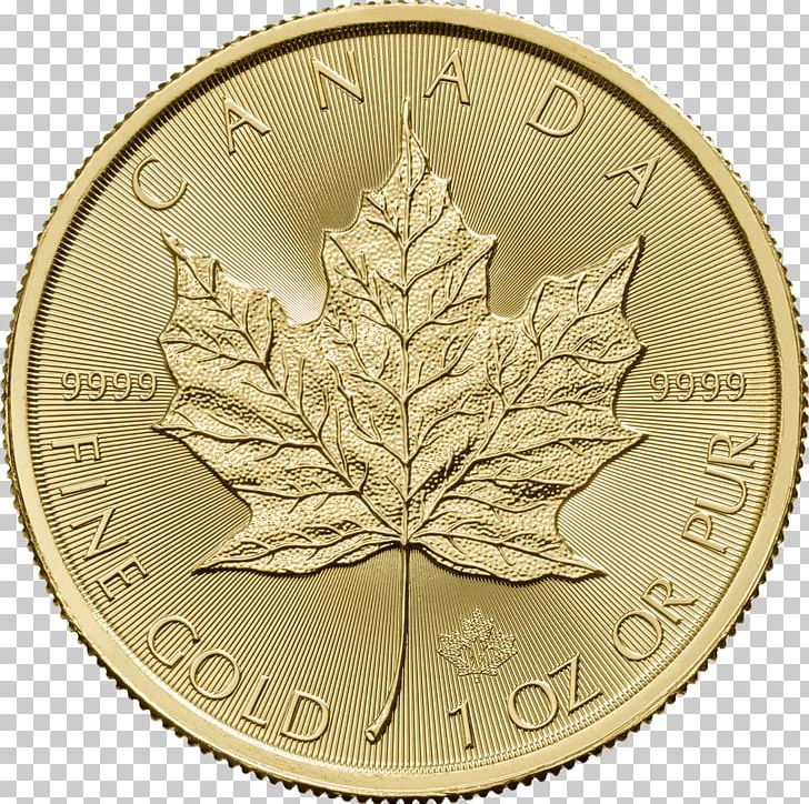 Canada Canadian Gold Maple Leaf Canadian Silver Maple Leaf