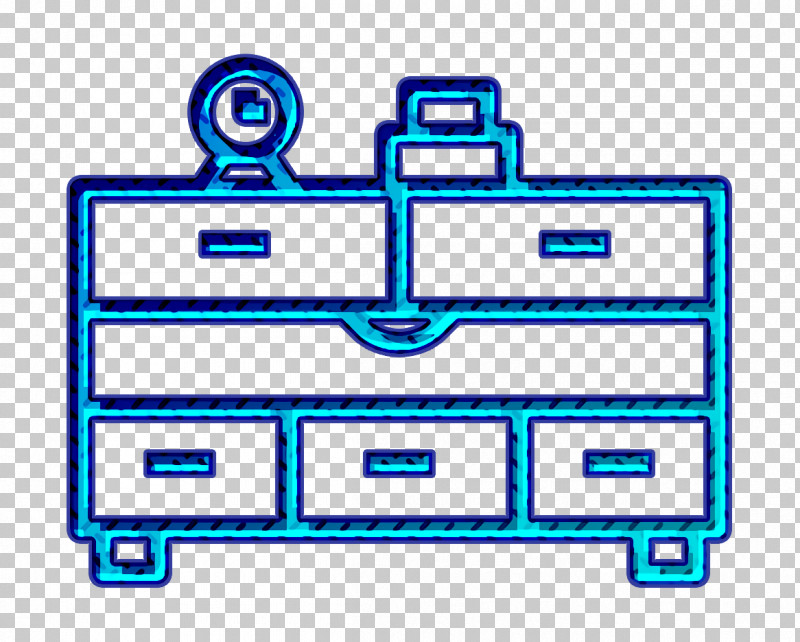 Home Decoration Icon Furniture And Household Icon Nightstand Icon PNG, Clipart, Area, Furniture And Household Icon, Home Decoration Icon, Line, Meter Free PNG Download