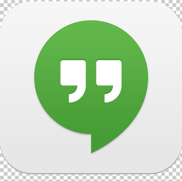 Google Hangouts Google Voice Google Talk Videotelephony PNG