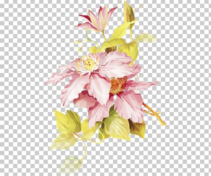 Watercolour Flowers Watercolor Painting Drawing PNG, Clipart, Branch, Cherry Blossom, Cut Flowers, Download, Drawing Free PNG Download
