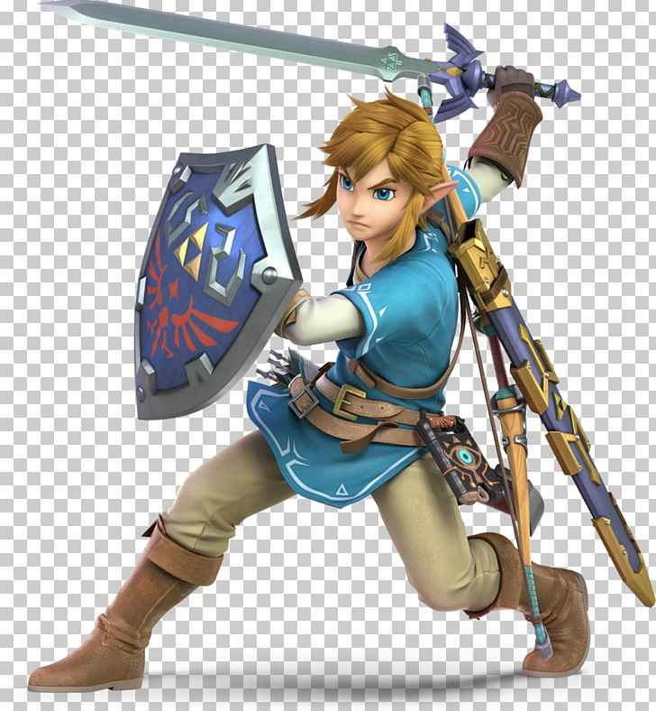 Super Smash Bros Ultimate Link The Legend Of Zelda Breath