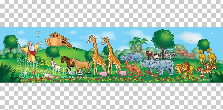 Bible Story Noah's Ark Mural Painting PNG, Clipart, Art, Bible, Bible Story, Child, Christianity Free PNG Download