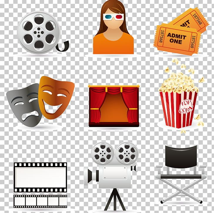 Movie Icon Vector Png Zona Ilmu 10