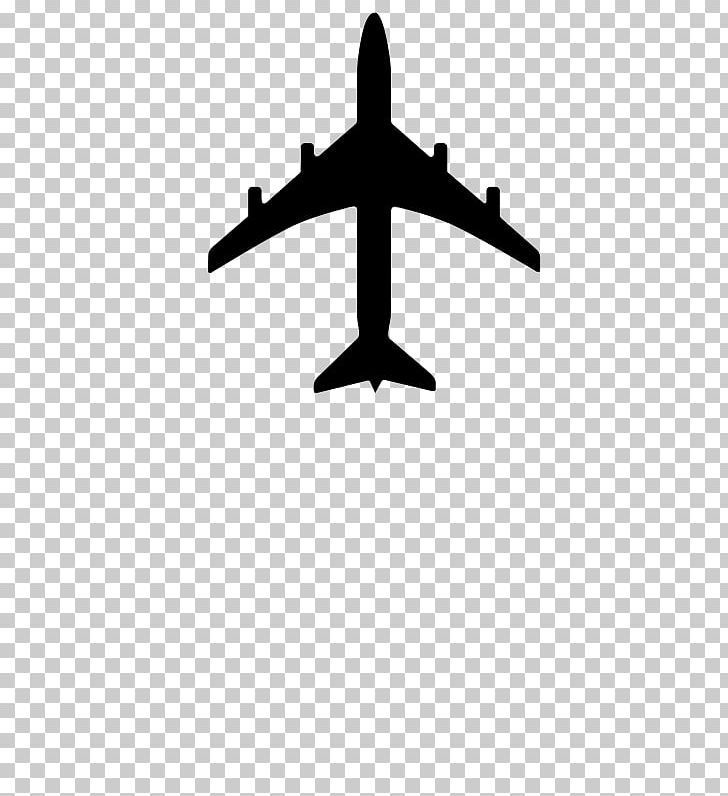 Airplane Black And White PNG, Clipart, Aircraft, Airline, Airliner, Airplane, Angle Free PNG Download