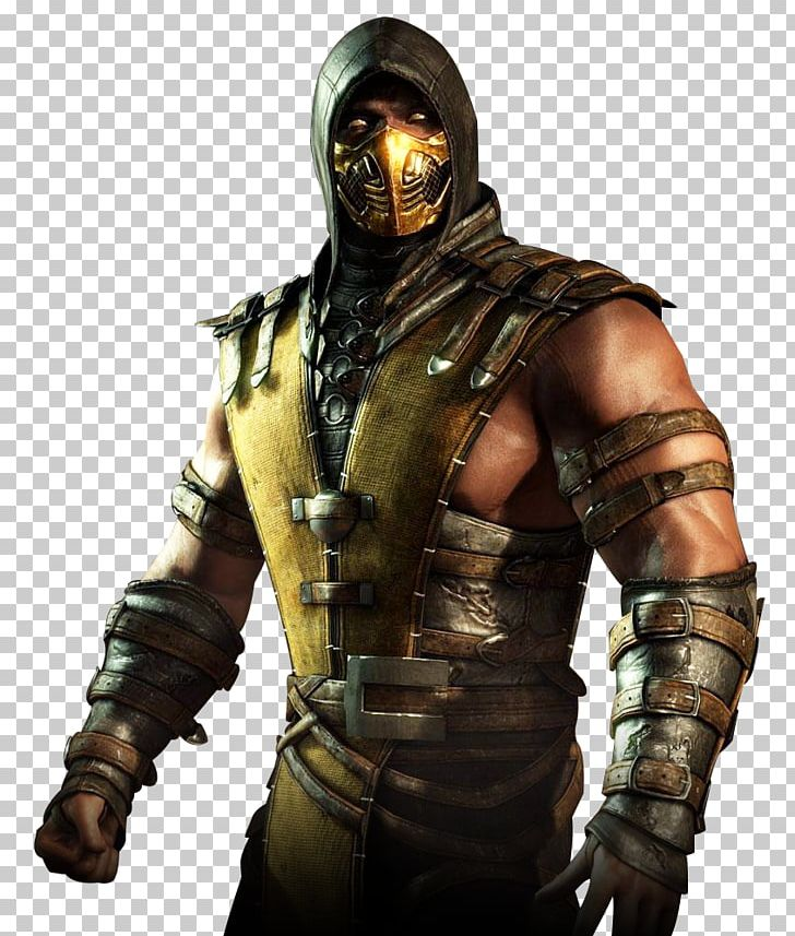 mortal kombat scorpion png